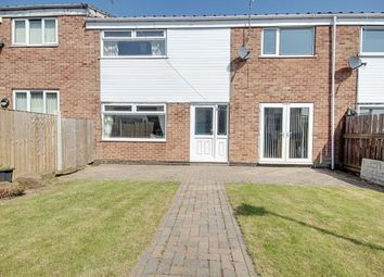 Thumbnail 3 bedroom terraced house to rent in Dikelands Mount, High Green, Sheffield