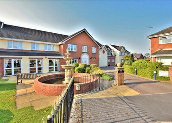 2 bed flat for sale in Croft Manor, Mason Close, Freckleton, Preston PR4