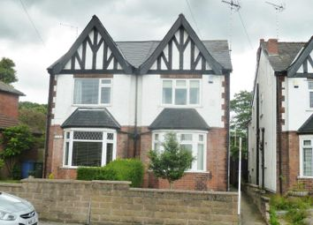 Thumbnail 3 bed semi-detached house for sale in Forest Road, Mansfield