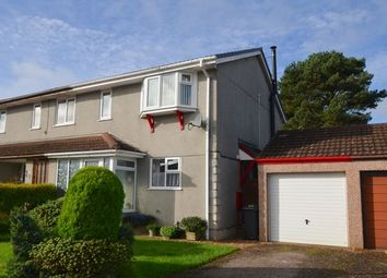Thumbnail 3 bed end terrace house for sale in Simcoe Way, Dunkeswell, Honiton