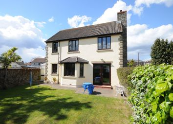 Thumbnail 4 bedroom detached house for sale in Castle Road, Oldland Common, Bristol