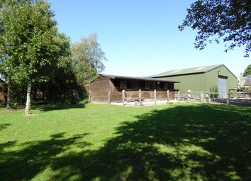 Thumbnail 3 bed bungalow for sale in Ely Road, Hilgay, Downham Market