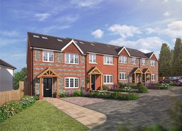 Thumbnail 4 bed end terrace house for sale in Pilgrim Lane, Off Ranmore Road, Dorking, Surrey