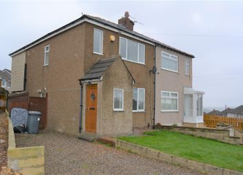 Thumbnail 3 bed semi-detached house for sale in Weatherhill Road, Lindley, Huddersfield
