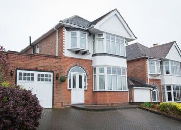 Thumbnail 3 bed link-detached house for sale in Buxton Road, Sutton Coldfield