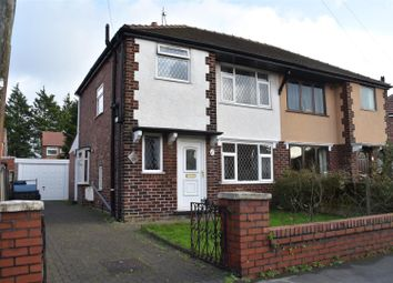 Thumbnail 3 bed semi-detached house for sale in Windermere Avenue, Farington, Leyland