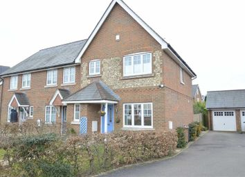 Thumbnail 3 bed end terrace house for sale in Blue Leaves Avenue, Coulsdon