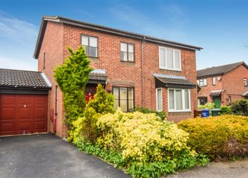 2 bed semi-detached house for sale in Beckdale Close, Bicester OX26