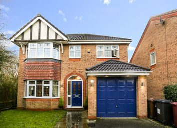 Thumbnail 4 bed detached house for sale in 20 Solway Avenue, Blackburn
