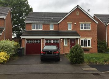 Thumbnail 5 bed detached house to rent in Huntingdon Close, Corby