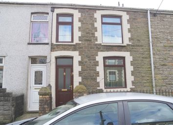Thumbnail 3 bed terraced house for sale in Victoria Street, Maesteg, Mid Glamorgan