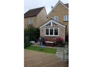 Thumbnail 2 bed end terrace house to rent in Woodfield Lane, Lower Cambourne, Cambourne, Cambridge