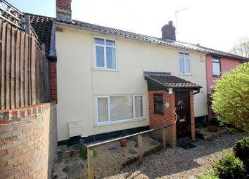 Thumbnail 3 bed semi-detached house for sale in Forkes Cottages, Yarmouth Road, Thorpe St. Andrew, Norwich