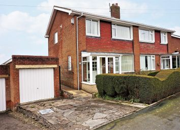 Thumbnail 3 bed semi-detached house for sale in Chestnut Bank, Scarborough