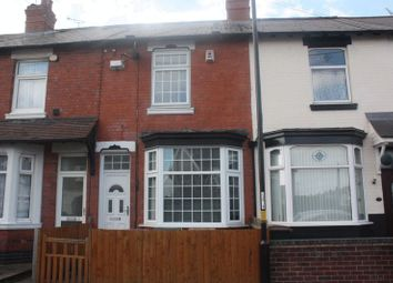 Thumbnail 3 bedroom terraced house for sale in Church Lane, Coventry