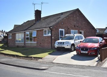 Thumbnail 2 bed semi-detached bungalow for sale in Harewood Avenue, Bridlington