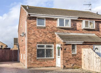 Thumbnail 3 bed semi-detached house for sale in Yardley Way, Laceby Acres