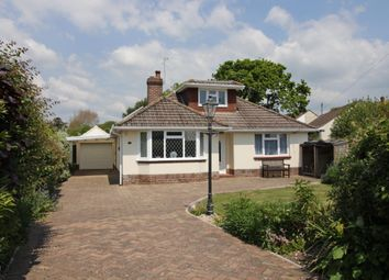Thumbnail 3 bed detached bungalow for sale in Farm Lane South, Barton On Sea, New Milton