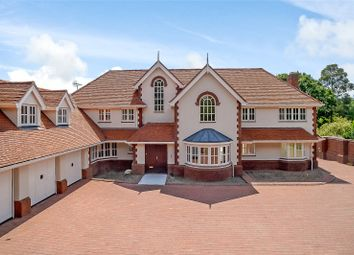 Thumbnail 6 bed detached house for sale in East Hanningfield Road, Howe Green, Chelmsford