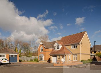 Thumbnail 3 bed detached house for sale in St. Andrews Close, Whitley Bay