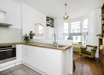Thumbnail 1 bed flat for sale in Sandringham Road, Dalston