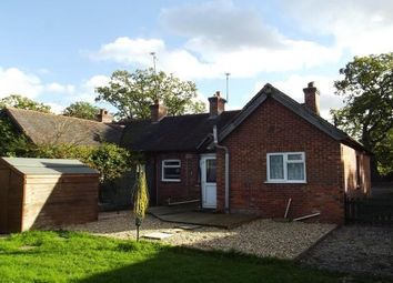 Thumbnail 2 bedroom bungalow to rent in Mill Chase Road, Bordon