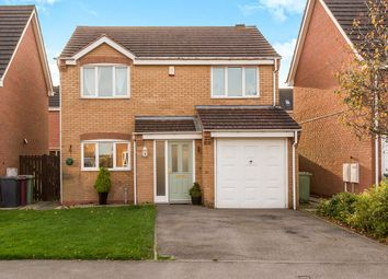 Thumbnail 4 bed detached house for sale in Worcester Close, Clay Cross, Chesterfield