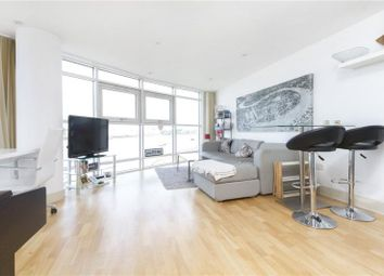 Thumbnail 1 bedroom flat to rent in Orion Point, 7 Crews Street, Isle Of Dogs, London