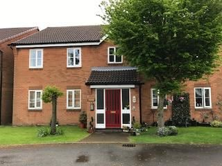 Thumbnail 2 bedroom flat to rent in Riverside Close, Warrington