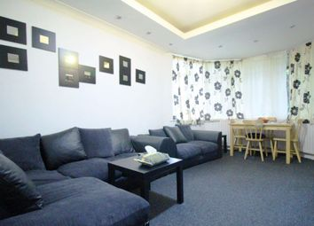 Thumbnail 3 bed flat to rent in Donnington Road, Willesden