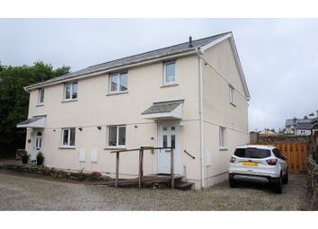 Thumbnail 3 bed semi-detached house for sale in Florence Hill, Callington