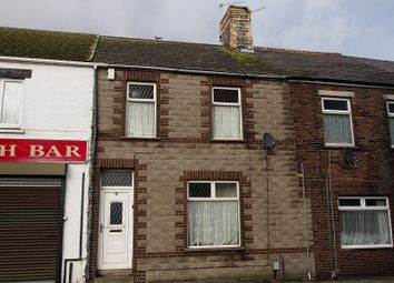 Thumbnail 3 bed terraced house to rent in Barry Road, Barry