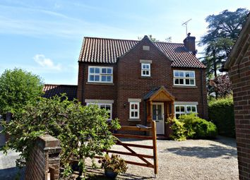 Thumbnail 4 bed detached house for sale in Orchard Garth, Waddington, Lincoln