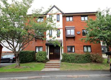 Thumbnail 2 bed flat for sale in Finch Close, Laira, Plymouth