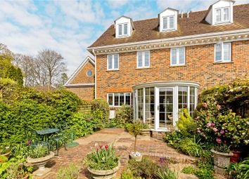 Thumbnail 5 bed terraced house for sale in March Square, Chichester, West Sussex