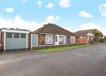 Thumbnail 3 bed detached bungalow for sale in Tuscan Avenue, Middleton-On-Sea, Bognor Regis