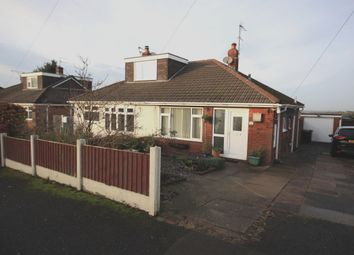 Thumbnail 2 bed semi-detached bungalow for sale in Everest Road, Kidsgrove, Stoke-On-Trent