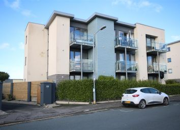 Thumbnail 2 bed flat for sale in Pentire Crescent, Newquay