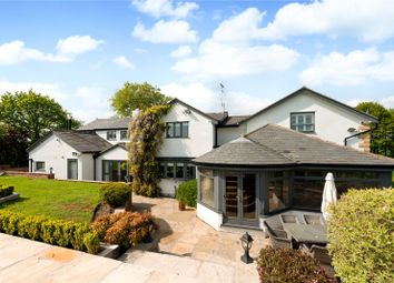 Thumbnail 5 bed detached house to rent in Ciceley Mill Lane, Rostherne, Knutsford, Cheshire