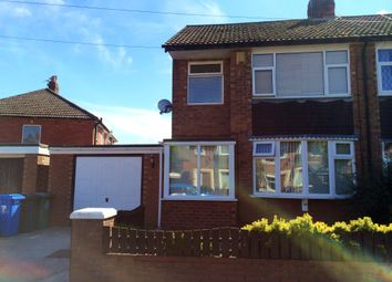 Thumbnail 3 bed semi-detached house to rent in Blenheim Drive, Cleveleys