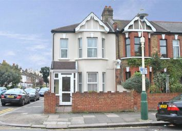 Thumbnail 3 bed end terrace house to rent in Northcroft Road, London