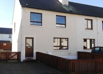 Thumbnail 3 bed end terrace house for sale in Bermuda Road, Invergordon