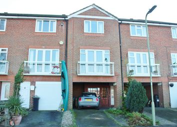 Thumbnail 3 bedroom town house for sale in Alver Bridge View, Gosport