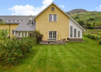 Thumbnail 5 bed semi-detached house for sale in Dundurn Walk, St Fillans, Crieff