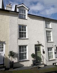Thumbnail 3 bed terraced house for sale in Prospect Place, Aberdovey Gwynedd
