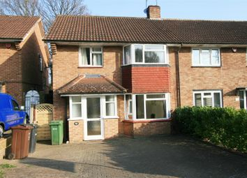 Thumbnail 3 bed end terrace house for sale in Black Boy Wood, Bricket Wood, St. Albans