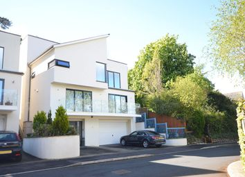 Thumbnail 4 bed detached house for sale in High Croft, Duryard, Exeter