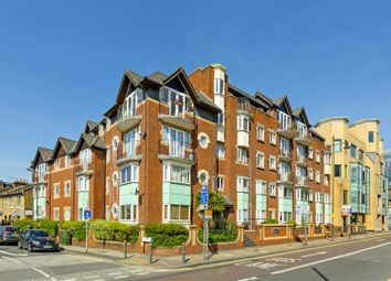 Thumbnail 3 bed flat to rent in Regency Court, 55 Hartfield Road, Wimbledon
