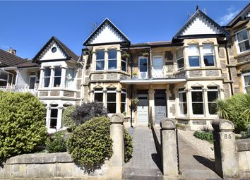 Thumbnail 5 bedroom terraced house for sale in Shakespeare Avenue, Bath, Somerset