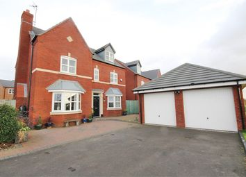 Thumbnail 5 bed detached house for sale in Linby Way, St Helens